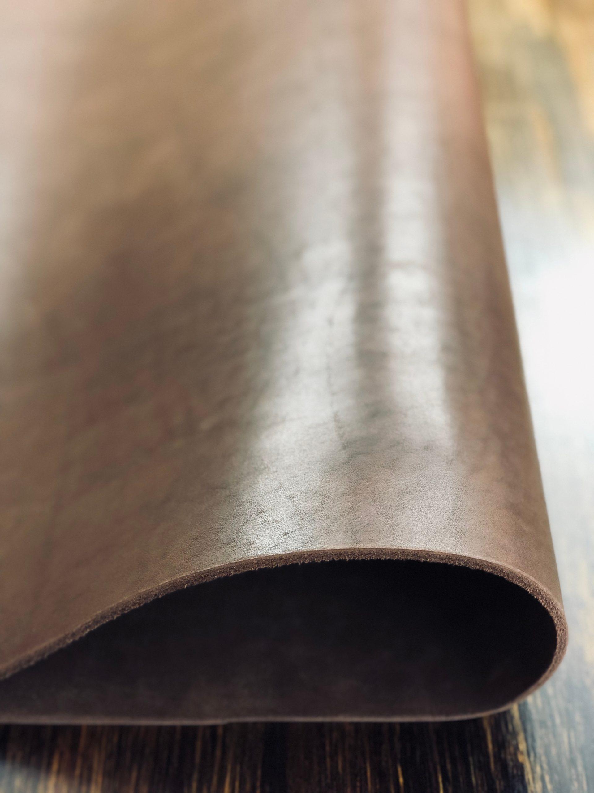 Чепрак ременной коричневый